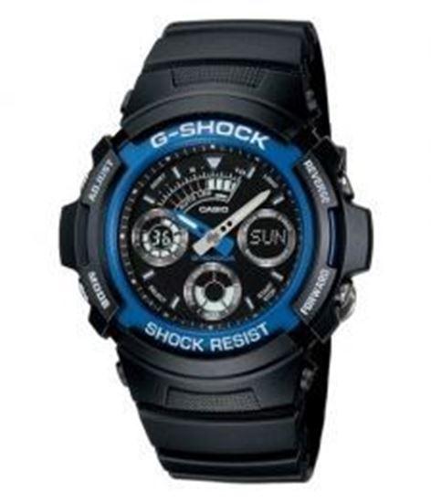 Picture of CASIO G-Shock 耐冲击专业赛车表赛车男手表 AW-591-2A